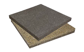 Rock mineral wool products
